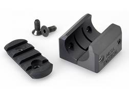 Mesa Tactical Barrel Clamp with Picatinny Rail Remington 870, 1100, 11-87, Mossberg 930 12 Gauge Aluminum Matte