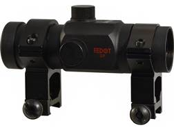 Millett Speed Point Red Dot Sight 30mm Tube 1x 24mm 5 MOA Dot with Picatinny Rings Matte