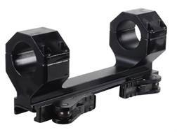 "American Defense Delta 1- Piece Quick Release Scope Mount Picatinny-Style with 1"" Rings AR-15 Flat-Top Matte"