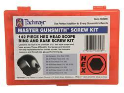 Pachmayr Master Gunsmith Hex Head Screw Kit Package of 140