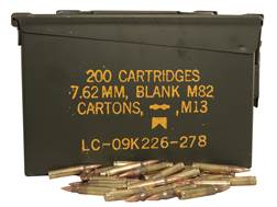 Federal American Eagle Ammunition 5.56x45mm NATO 62 Grain XM855 SS109 Penetrator Full Metal Jacket Ammo Can of 500