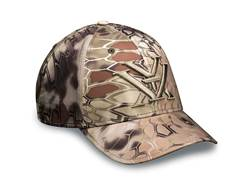 Vortex Logo Cap Kryptek Brown Cotton and Nylon
