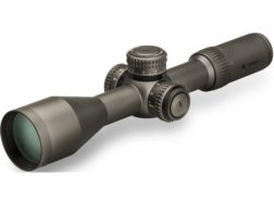 Vortex Razor HD Gen II Rifle Scope 34mm Tube 4.5-27x 56mm Side Focus 1/10 MIL Adjustments (10 MIL/Rev) First Focal Illuminated Stealth Shadow Black