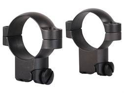 Leupold 30mm Ring Mounts Ruger 77 Matte Super-High