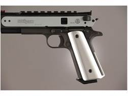 Hogue Extreme Series Magrip Kit 1911 Government, Commander Smooth with Flat Mainspring Housing Aluminum