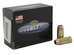 Doubletap Ammunition 450 Short Magnum Cartridge 230 Grain Bonded Defense Jacketed Hollow Point Box of 20