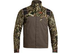 Under Armour Men's ColdGear Infrared SkySweeper Jacket Waterproof Polyester Realtree Max-5 Camo
