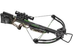 Horton Legend Ultra-Lite Crossbow Package with ACUdraw Mossy Oak Treestand Camo