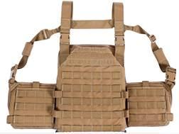 US Palm Desert Tracker Plate Carrier (DTPC) Series Soft Body Armor Level IIIA 500D Cordura Nylon