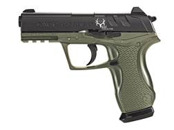 Gamo C-15 Bone Collector Blowback Air Pistol 177 Caliber BB and Pellet Green and Black Frame- Blemished