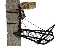 Muddy Outdoors The Outfitter Hang On Treestand Steel Black