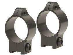 "Talley 1"" Ring Mounts CZ Rimfire Matte"