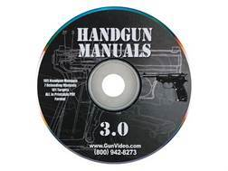 "Gun Video ""Handgun Manuals"" CD-ROM"