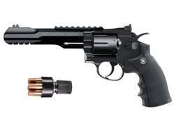 Smith & Wesson 327 TRR8 Air Pistol 177 Caliber BB Black