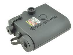 LaserLyte Center Mass Dual Lens Green Laser System with Picatinny-Style Mount and Three Position Pressure Pad Switch