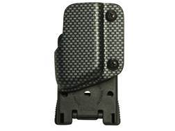 Blade-Tech Pro-Series Competition Single Magazine Pouch Right Hand FNH FNP 45 Tek-Lok Kydex Carbon Fiber