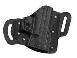 DeSantis Intimidator Belt Holster Springfield XDS Kydex and Leather Black