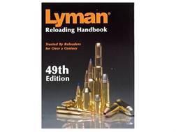 "Lyman ""Reloading Handbook: 49th Edition"" Reloading Manual"
