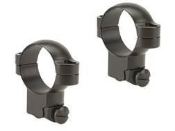 Leupold 30mm Ring Mounts Ruger #1, 77/22 Matte High