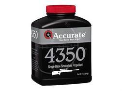 Accurate 4350 Smokeless Gun Powder 1 lb
