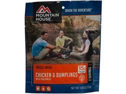 Mountain House 2 Serving Chicken & Dumplings Freeze Dried Food 4.66 oz
