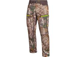 Under Armour Men's ColdGear Infrared Scent Control Softershell Pants Polyester Realtree Xtra Large