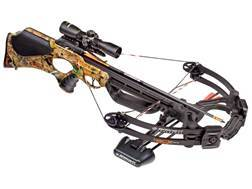 Barnett BCX Buck Commander Extreme CRT Crossbow Package with 3x 32mm Multi-Reticle Scope Realtree APG Camo