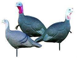 "Feather Flex ""The Love Triangle"" Turkey Decoy Set"