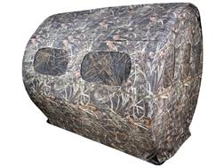 Beavertail DDT Haybale Ground Blind 600D Fabric Realtree Max-4 Camo