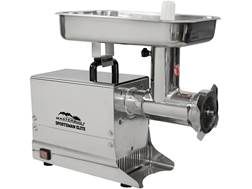 Masterbuilt Sportsman Elite #12 Electric Meat Grinder Stainless Steel