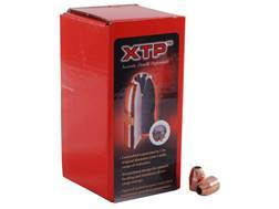 Hornady XTP Bullets 40 S&W, 10mm Auto (400 Diameter) 155 Grain Jacketed Hollow Point Box of 100