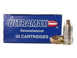Ultramax Remanufactured Ammunition 45 ACP 230 Grain Full Metal Jacket