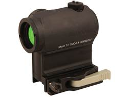 Aimpoint Micro T-1 Tactical Red Dot Sight 2 MOA with LRP Mount Matte