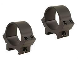 B-Square 30mm Sport Utility Weaver-Style Rings Matte