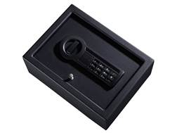 Stack-On Pistol Drawer Safe with Electronic Lock Black