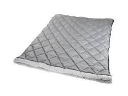 Coleman Tandem 2 person 30 Degree Sleeping Bag Polyester Silver