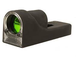 Trijicon RX01 Reflex Sight 1x 24mm 6.5 MOA Dual-Illuminated Amber Dot Matte without Mount Matte