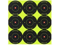 "Birchwood Casey Shoot-N-C 2"" Bullseye Reactive Targets Package 108"