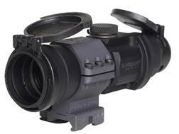 Browe Sport Optic Rifle Scope 4x 32mm Illuminated Blue or Green Reticle with ARMS Mount Matte