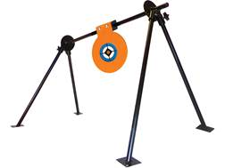 Do-All Skull Rifle Gong Target NM-500 Steel Orange