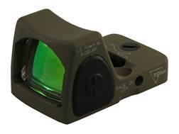 Trijicon RMR Reflex Red Dot Sight Adjustable LED 3.25 MOA Red Dot Cerakote Flat Dark Earth