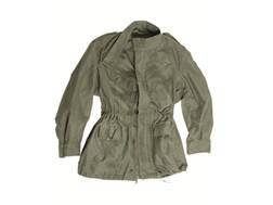 Military Surplus Belgian M88 Field Jacket Olive Drab
