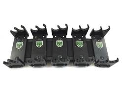 Taccom Sport Series 20S4 Shotshell Ammunition Carrier Chest Rig 12 Gauge 20-Round Polymer Black