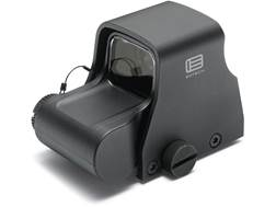 EOTech XPS3-0 Holographic Weapon Sight 68 MOA Circle with 1 MOA Dot Reticle Matte CR123 Battery