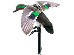 Lucky Duck Rapid Flyer Teal Motion Duck Decoy