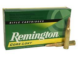 Remington Express Ammunition 7mm Remington Magnum 175 Grain Core-Lokt Pointed Soft Point Box of 20