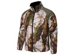 Scent-Lok Men's Hot Shot Insulated Jacket Polyester Vertigo Gray Camo Medium 38-40