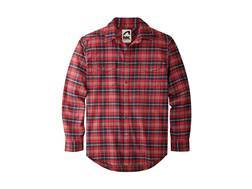 Mountain Khakis Men's Peaks Flannel Shirt Long Sleeve Polyester/Wool