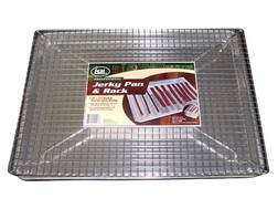 "LEM Jerky Pan with Rack 18"" x 13"" Steel"