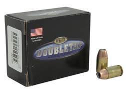 Doubletap Ammunition 45 GAP 185 Grain Nosler Jacketed Hollow Point Box of 20
